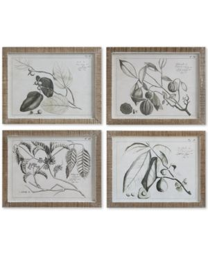 Image of Fruit Branch Wall Decor, Set of 4