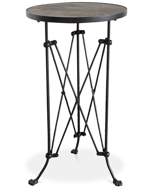 3R Studio Pine & Metal Table
