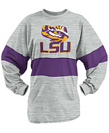 Royce Apparel Inc Women's LSU Tigers Morehead Sweeper Shirt