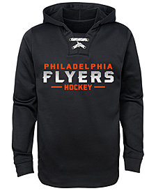 Outerstuff Philadelphia Flyers Hockey Hoodie, Big Boys (8-20)