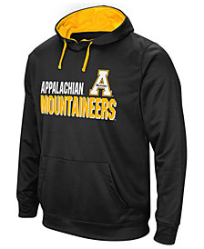 Colosseum Men's Appalachian State Mountaineers Stack Performance Hoodie