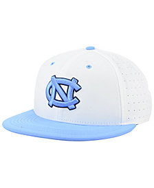 Nike North Carolina Tar Heels Aerobill True Fitted Baseball Cap