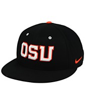 size 40 592d0 3669a Nike Oregon State Beavers Aerobill True Fitted Baseball Cap