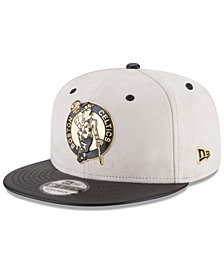 New Era Boston Celtics Paul George Collection 9FIFTY Strapback Cap