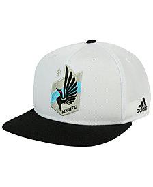 adidas Minnesota United FC 2Tone Snapback Cap