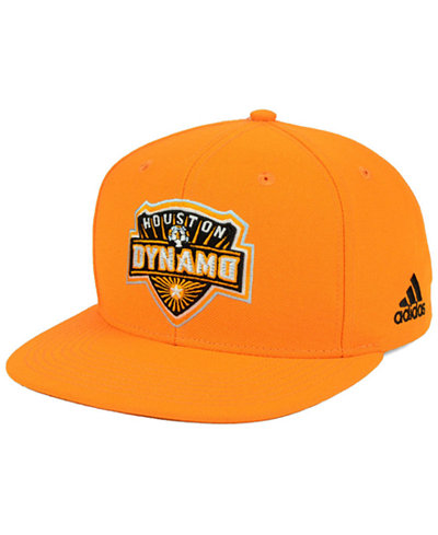 adidas Houston Dynamo Poly Snapback Cap