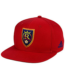 adidas Real Salt Lake Poly Snapback Cap
