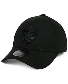 New Era Sacramento Kings Blackout 39THIRTY Cap