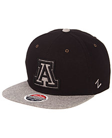 Zephyr Arizona Wildcats The Boss Snapback Cap