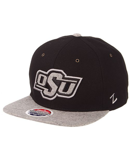 Zephyr Oklahoma State Cowboys The Boss Snapback Cap