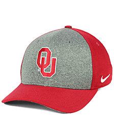 Nike Oklahoma Sooners Legend Swooshflex Cap
