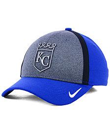 Nike Kansas City Royals Team Color Reflective Swooshflex Cap