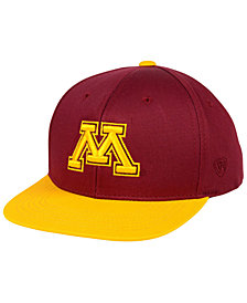 Top of the World Boys' Minnesota Golden Gophers Maverick Snapback Cap