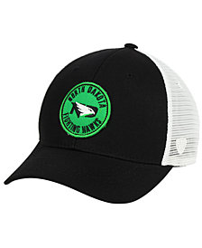Top of the World North Dakota Fighting Hawks Coin Trucker Cap