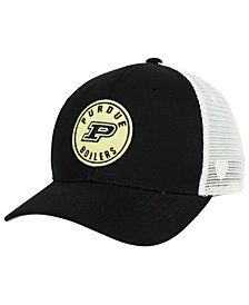 Top of the World Purdue Boilermakers Coin Trucker Cap