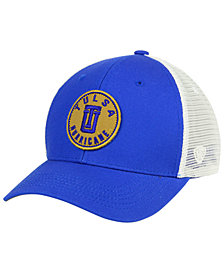 Top of the World Tulsa Golden Hurricane Coin Trucker Cap