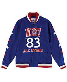 Mitchell & Ness Men's NBA All Star 1983 Warm Up Jacket