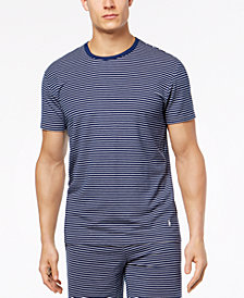 Polo Ralph Lauren Men's Terry Stripes Pajama Shirt