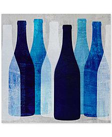 INK+IVY Pop Bottles Printed Dimensional Box Wall Art