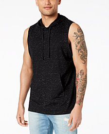 American Rag Men's Dash-Print Hooded Tank, Created for Macy's