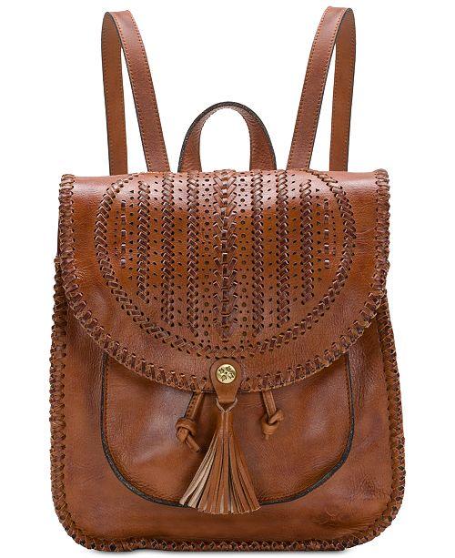 c77607229371 Patricia Nash Braided Jovanna Backpack   Reviews - Handbags ...