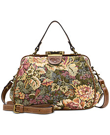Patricia Nash Provencal Escape Gracchi Satchel