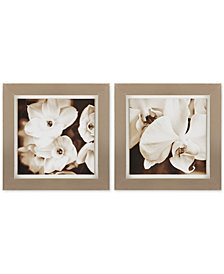 Madison Park Signature Timeless Love 2-Pc. Framed Graphic Wall Art Set