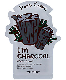 TONYMOLY I'm Charcoal Sheet Mask - (Pore Care)