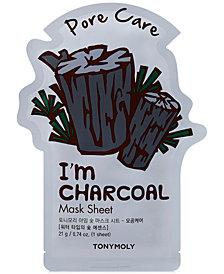 TONYMOLY I'm Charcoal Sheet Mask - (Pore Care)
