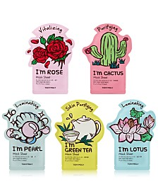 TONYMOLY 5-Pc. Sheet Mask Set