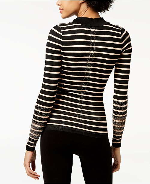 Slay Movement Zip Free Striped FP Black People Half Top Combo Performance Eqqtp