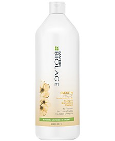 Matrix Biolage SmoothProof Shampoo, 33.8-oz., from PUREBEAUTY Salon & Spa