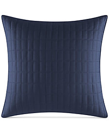 Nautica Waterbury Cotton Quilted European Sham