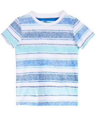 Aloha Striped T-Shirt, Little Boys, Created for Macy's
