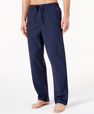 Men's Cotton Pajama Pants by Polo Ralph Lauren