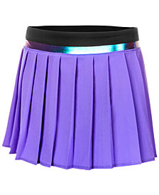 Ideology Pleated Skort, Big Girls, Created for Macy's