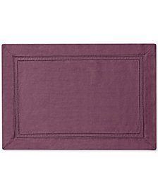 Waterford Corra Burgundy Set of 4 Placemats