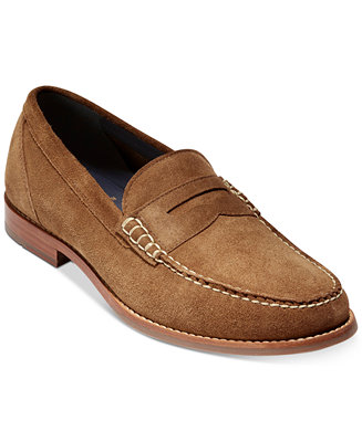 ec798fc8b63 Cole Haan Men s Pinch Grand Casual Penny Loafers   Reviews - All Men s Shoes  - Men - Macy s