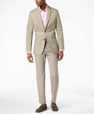 Men's Luxe Stretch Sport Coat, Created for Macy's