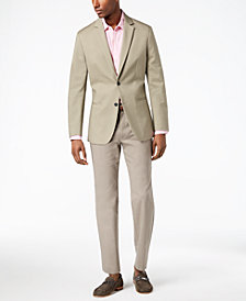Alfani Men's Luxe Slim-Fit Stretch Suit Separates, Created for Macy's