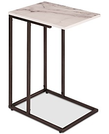 Serta Harton Side Table, Quick Ship