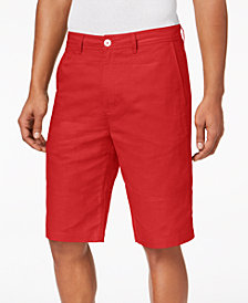 Sean John Men's Linen Shorts, Created for Macy's