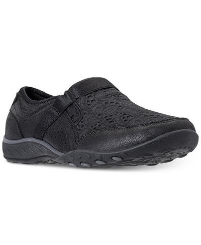 Skechers Women's Relaxed Fit: Breathe Easy - Thankful Walking Sneakers from Finish Line