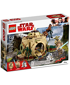 LEGO® Star Wars Yoda's Hut Set 75208