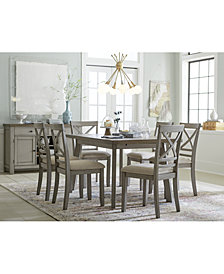 Fairhaven Dining Furniture Collection, Created For Macyu0027s
