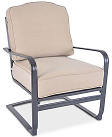 Harmony Outdoor Club Chairs (Set of 2), Quick Ship