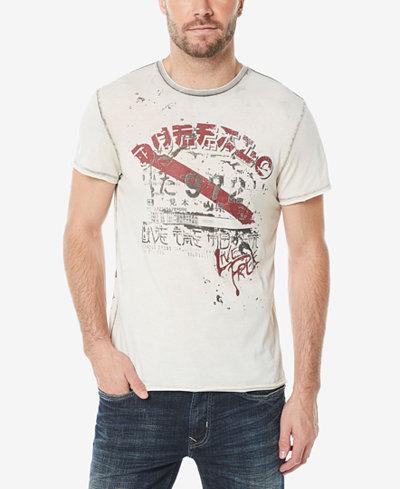 Buffalo David Bitton Men's Tochops T-Shirt