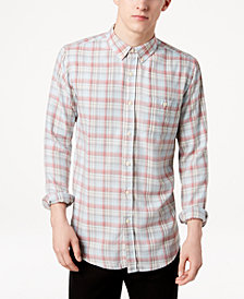 Ezekiel Men's Dale Plaid Shirt