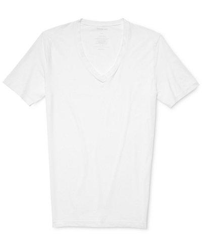 Tommy John Men's Air V-Neck Undershirt