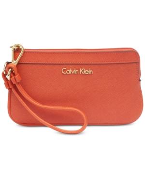 Calvin Klein Saffiano...